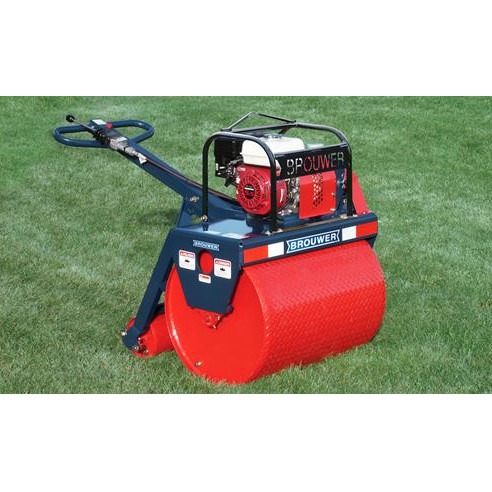 Brouwer - motorized Lawn roller