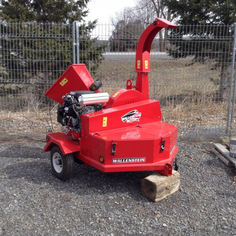 Wallenstein - bxt4224 wood chipper