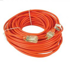 100 ft outdoor extension cord - 12 guage-1