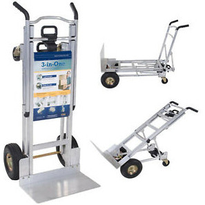 3 in 1 hand truck / dolly-3