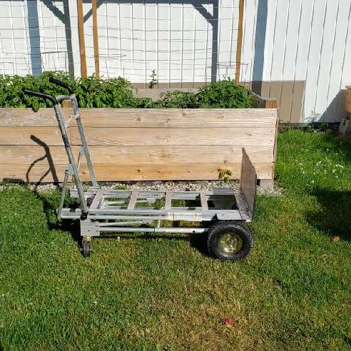 3 in 1 hand truck / dolly-2