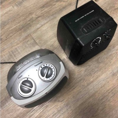 small electric heaters - pair-3