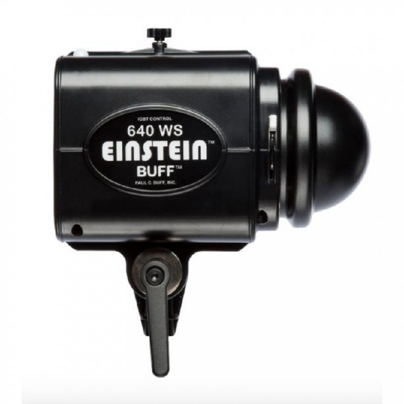 paul c. buff einstein 640 ws flash unit with lighting modifiers-1