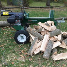Log Splitter - 20 ton - surge master