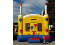 Birthday bouncer inflatables