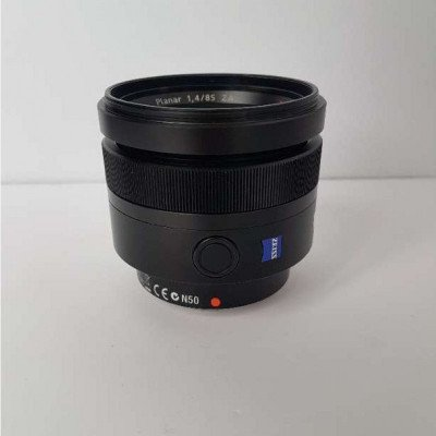 zeiss planar 85 mm 1.4 a-mount for sony - camera lens