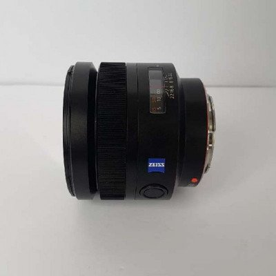 zeiss planar 85 mm 1.4 a-mount for sony - camera lens-1