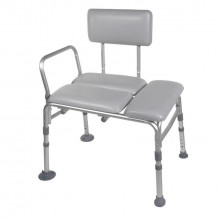 Transfer tub bench - padded