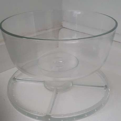 Punch bowl - cake stand