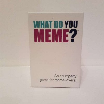 what do you meme - board game
