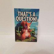 That's a question - board game