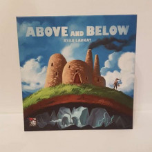 Above & below - board game