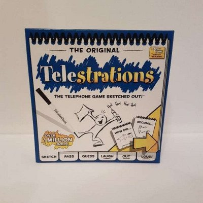 telestrations - board game