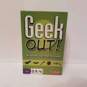 Geek out! - board game