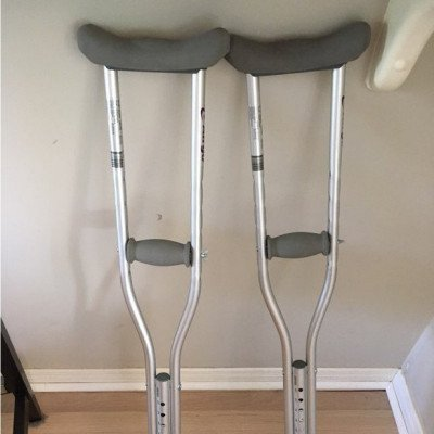 youth crutches