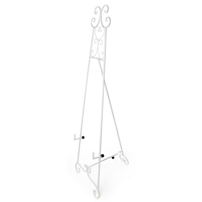 elegant easels to make signage or works of art stand-out-1