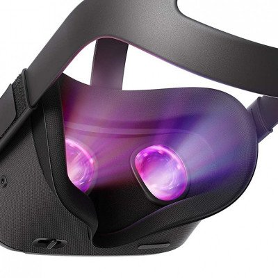 Oculus quest virtual reality system picture 4