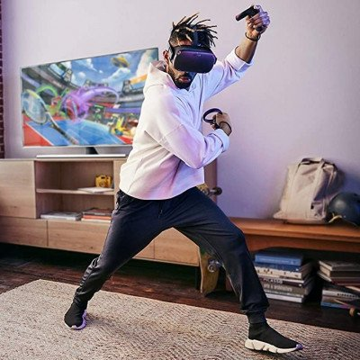 Oculus quest virtual reality system picture 6