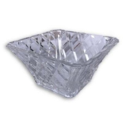 crystal diamond bowl