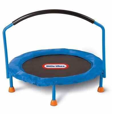 little tikes 3' trampoline-1