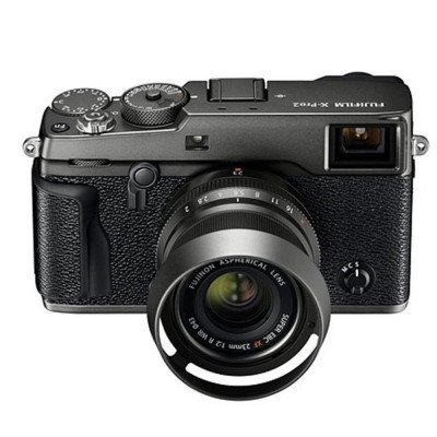 fujifilm x-pro 2 camera with 23mm wr lens