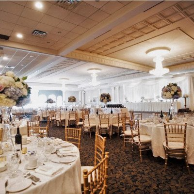 event space - the grand ballroom