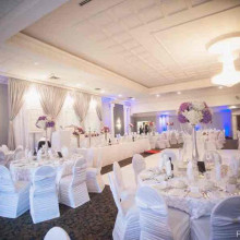 event space - Chandelier room