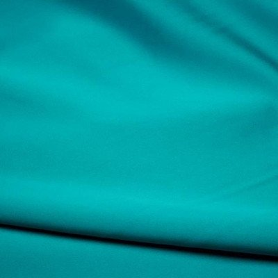 120 inch Round Teal Satin Tablecloth picture 1