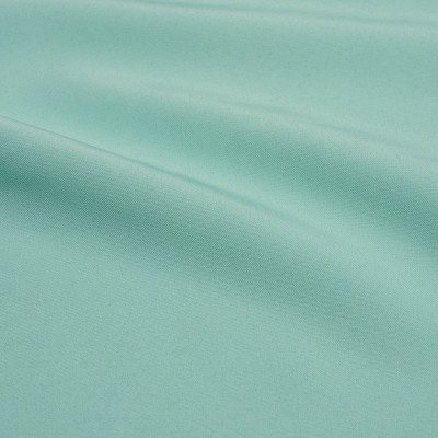 120 inch Round Tiffany Blue Poly Tablecloth picture 1