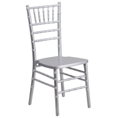 Silver Chiavari Chairs picture 1