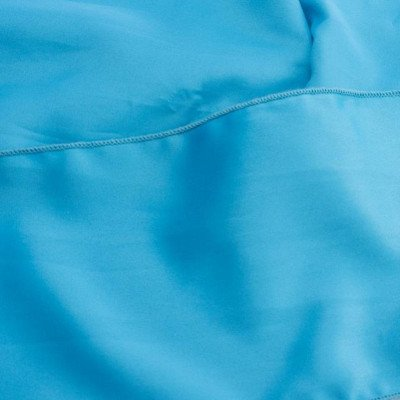 12 x 108 inch Baja Turquoise Satin Table Runner picture 1