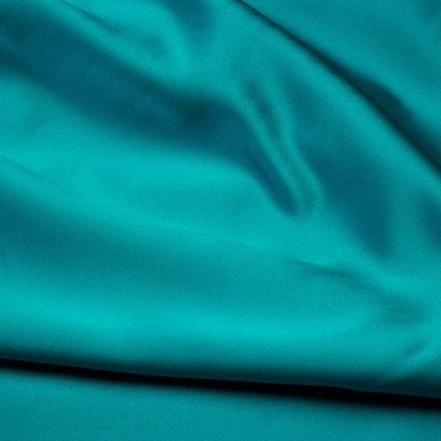 12 x 108 inch Teal Satin Table Runner picture 1