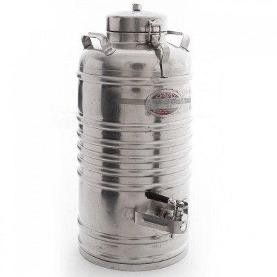 5 gal SS Insulated Beverage Container picture 1
