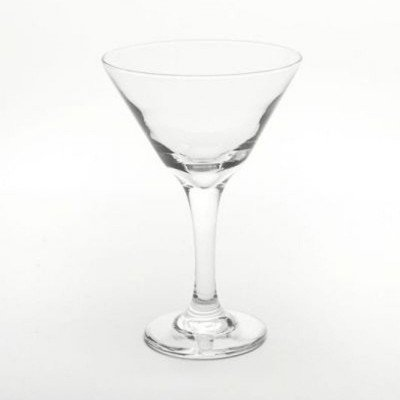 5 ounce Martini Glass Rack of 16 picture 1