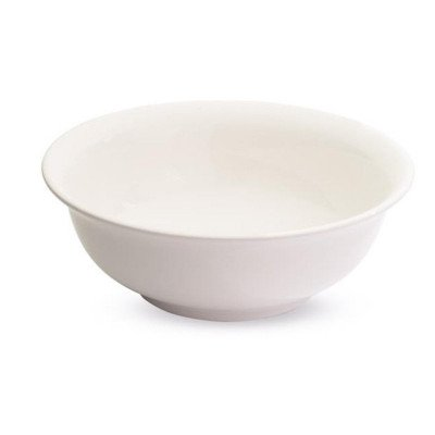 70 ounce White China Serving Bowl picture 1