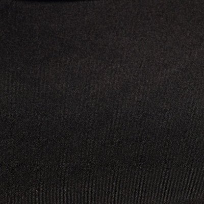 8 foot Black Full Length Spandex Tablecloth picture 1