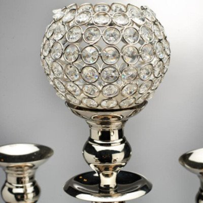 Crystal Votive Cup with Feet picture 2