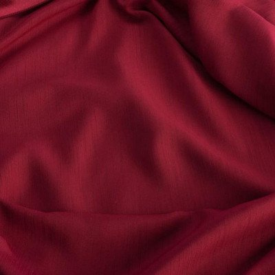 8 foot Holiday Red Full Length Majestic Tablecloth picture 1
