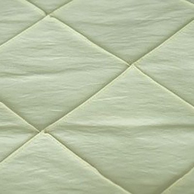 8 foot Honeydew Full Length Pintuck Tablecloth picture 1