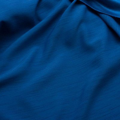 8 foot Royal Blue Full Length Majestic Tablecloth picture 1