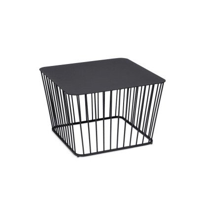 Black Wire Coffee Table picture 1