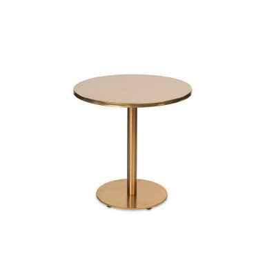 Brass Bistro Table picture 1