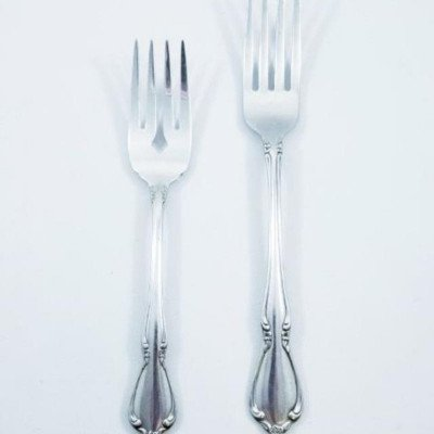 Chateau Stainless Dinner Fork Pack of 12 picture 1