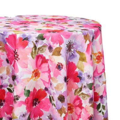 Elisa Floral Panama Napkin Pack of 12 picture 1