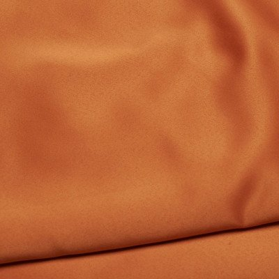 108 inch Round Orange Satin Tablecloth picture 1