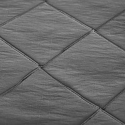108 inch Round Silver Pintuck Tablecloth picture 1