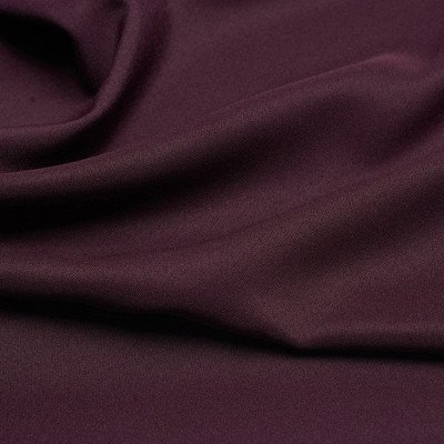 120 inch Round Eggplant Poly Tablecloth picture 1