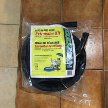 quickdrain - extension kit 24'