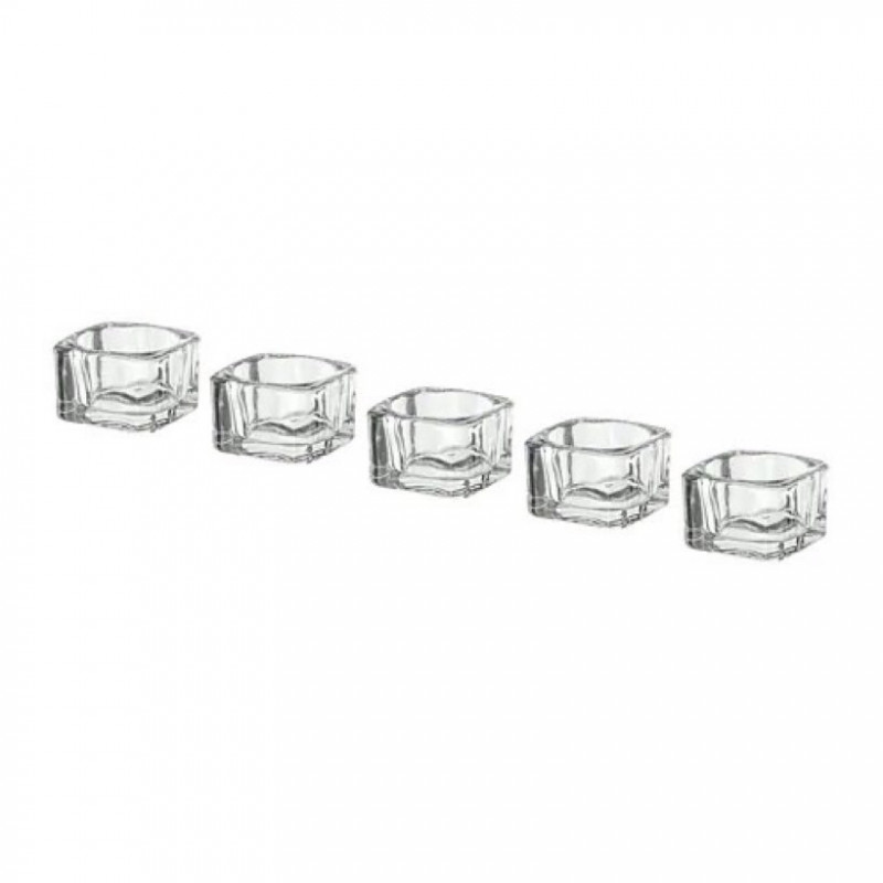 """candle holder - 2"""" x 2"""""""