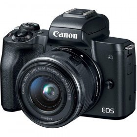 camera with 12-45 mm lens
